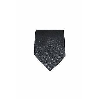 Grey 7-fold tie v side m. lurex v. ceremonies!