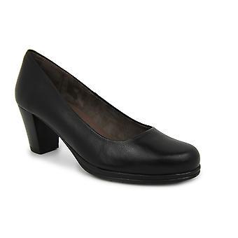 Liberitae Salon shoes basic lounge leather black 21719464-04