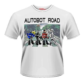 T-Shirt Autobot Transformers - route