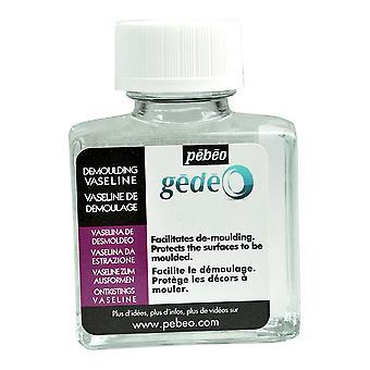 Pebeo Gedeo démoulage Vaseline 75ml