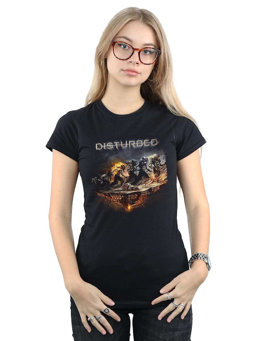 Disturbed Women's Evolution Walk T-Shirt