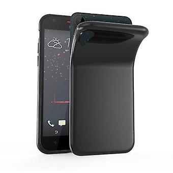 Cadorabo Hülle für HTC Desire 10 LIFESTYLE / Desire 825 hülle case cover - Handyhülle aus flexiblem TPU Silikon – Silikonhülle Schutzhülle Ultra Slim Soft Back Cover Case Bumper