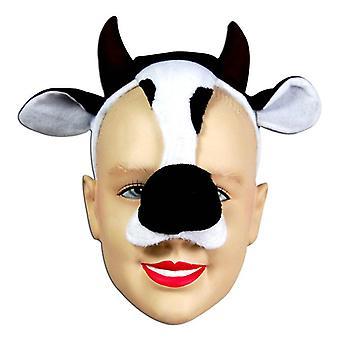 Lehmän maski otsapanta & ääni.