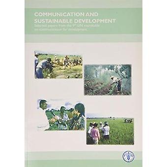 Communication et le développement durable par l'alimentation et l'Agriculture Org