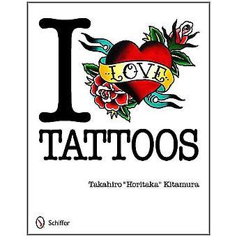 Eu adoro tatuagens