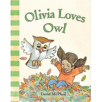 Olivia aime Owl