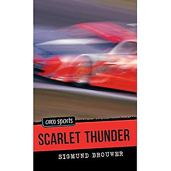 Thunder écarlate (Orca Sports)