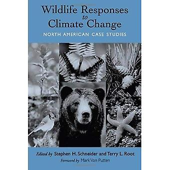 Fauna selvatica risposte ai cambiamenti climatici