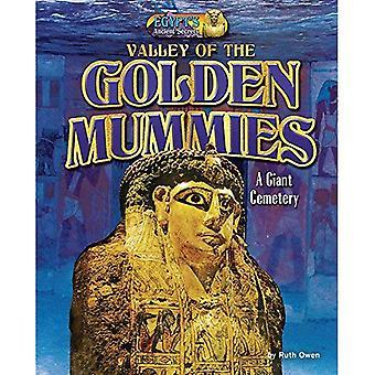 Vallei van de gouden Mummies: een reus begraafplaats (Egypte oude geheimen)