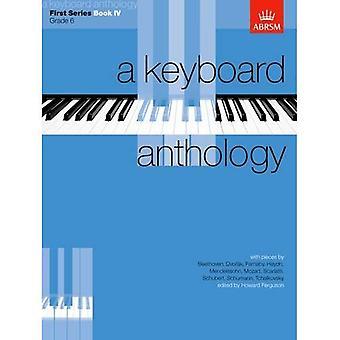 Antologia klawiatury, pierwsza seria: Dokonać IV (klasy 6): Bk. 4