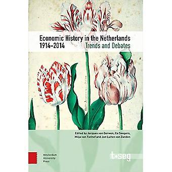 Geschiedenis van de economie in Nederland, 1914-2014: Trends en debatten (TSEG)