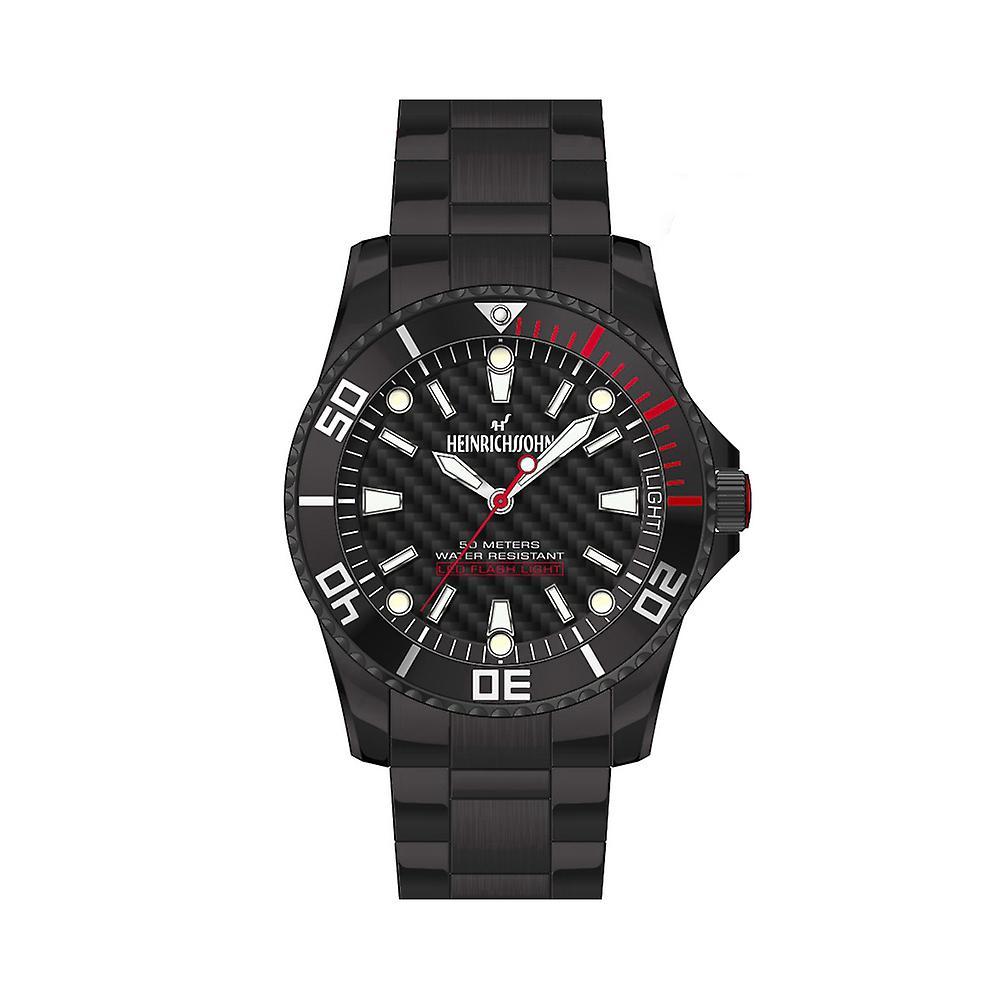HEINRICHSSOHN Cologne HS1015B Men's Watch