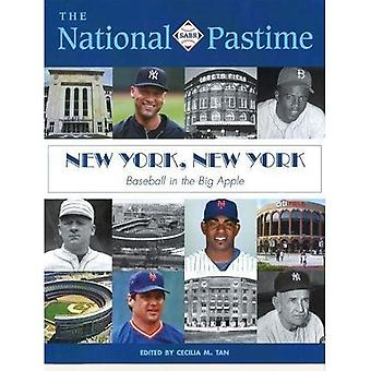 The National Pastime, 2017