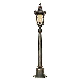 Philadelphia pijler lantaarn Medium - Elstead verlichting