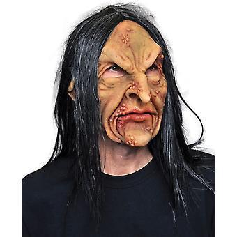 Déviant masque pour Halloween