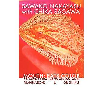 Boca come cor Sagawa Chika traduções originais de AntiTranslations por Nakayasu & Sawako