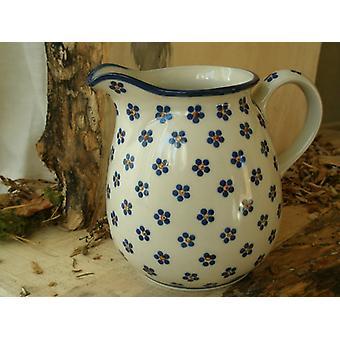 Jar, 1500 ml, høyde 16 cm, tradisjon 3 - Bunzlauer porselen - BSN 5022