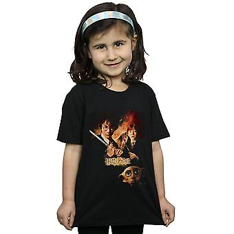 Harry Potter Kız Odası Sırlar Afiş T-Shirt