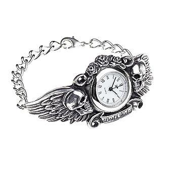 Alchemy Gothic Dark Angel Pewter Watch