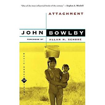 Attachment (2nd edition) by John Bowlby - 9780465005437 Book