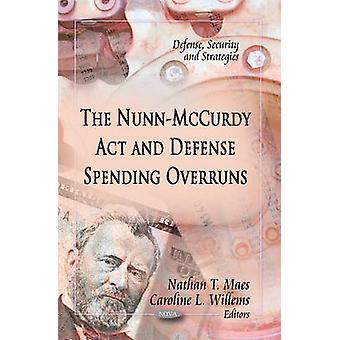 The Nunn-McCurdy Act & Defense Spending Overruns by Nathan T. Maes -