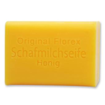 Florex sheep milk SOAP - honey - sweet scented soap with extract of honey intensive moisture Donates 100 g