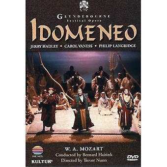 W.a. Mozart - Idomeneo-Comp Opera [DVD] USA import