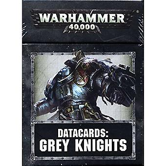 Jogos Workshop-Warhammer 40.000-datacards: Grey Knights
