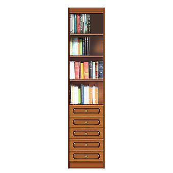 Librería de ahorro de espacio modular