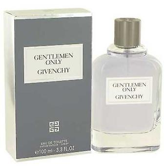 Gentlemen Only By Givenchy Eau De Toilette Spray 3.4 Oz (men) V728-500240