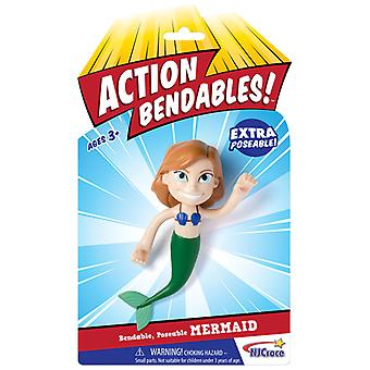 Action Figures - Mermaid - Bendable 4