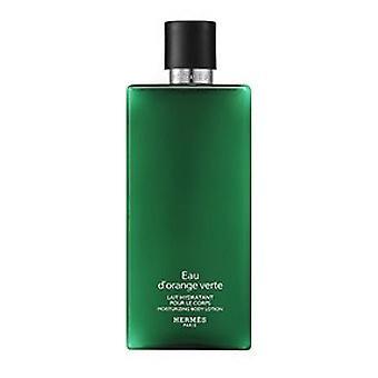 Water D-apos;Orange Green Moisturizing Milk For The Body