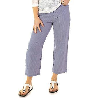 Приливные голубой Adini для брюк