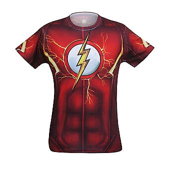 Flash Suit-Up sublimated puku T-paita