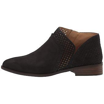 محظوظ العلامة التجارية المرأة Pakpao الجلود وأشار أحذية أزياء الكاحل القدمين
