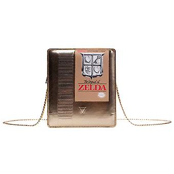 Zelda bag Legend of Zelda patron nye offisielle Gold Cross Body kvinner