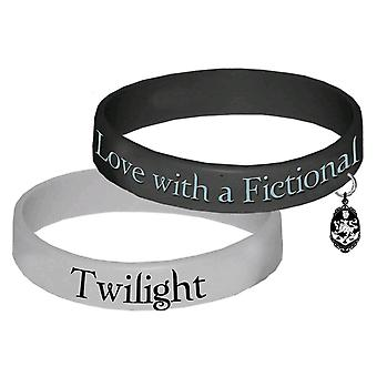 Twilight Jewellery Rubber Bracelet Fictional Characters