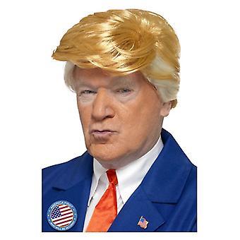 Hombres Presidente Trump peluca disfraces accesorios