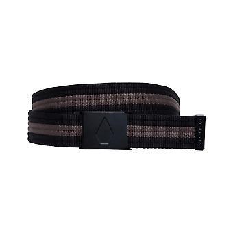 Volcom Strap Webbing Belt in Black