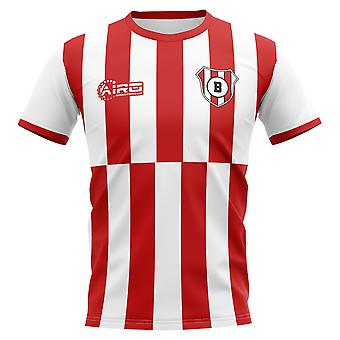 2020-2021 Brentford Home Concept Football Shirt - Baby