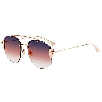 Dior Stronger DDB/FF Gold-Copper/Grey-Pink Sunglasses
