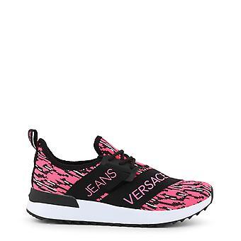 Versace Women Pink Sneakers -- VTBS882992