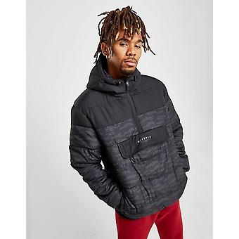 Nieuwe McKenzie men ' s Carson 1/4 zip jas zwart