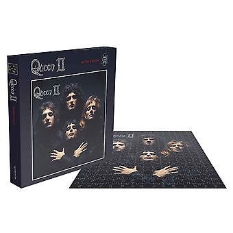 Queen Jigsaw Puzzle II Album Cover neue offizielle 500 Stück