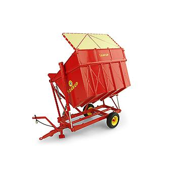 Taarup Tipvogn T3 Chaser Trailer Diecast Agricultural Equipment