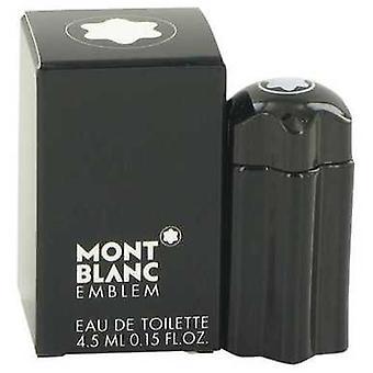 Montblanc Emblem By Mont Blanc Mini Edt .15 Oz (men) V728-531962