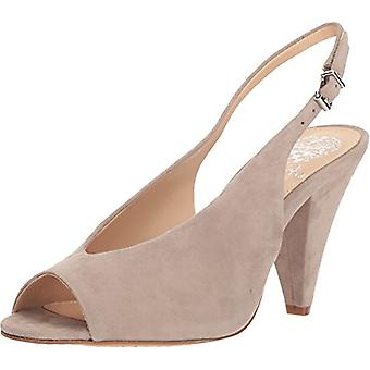 Vince Camuto Femmes Paelinna Tissu Peep Toe Casual Strappy Sandals