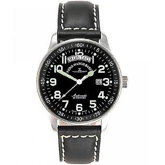 Zeno-Watch Men's Watch X-Large Pilot Big P554DD-12-a1