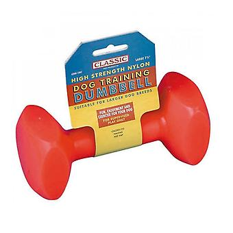 Caldex Classic Training Dumbbell Dog Toy