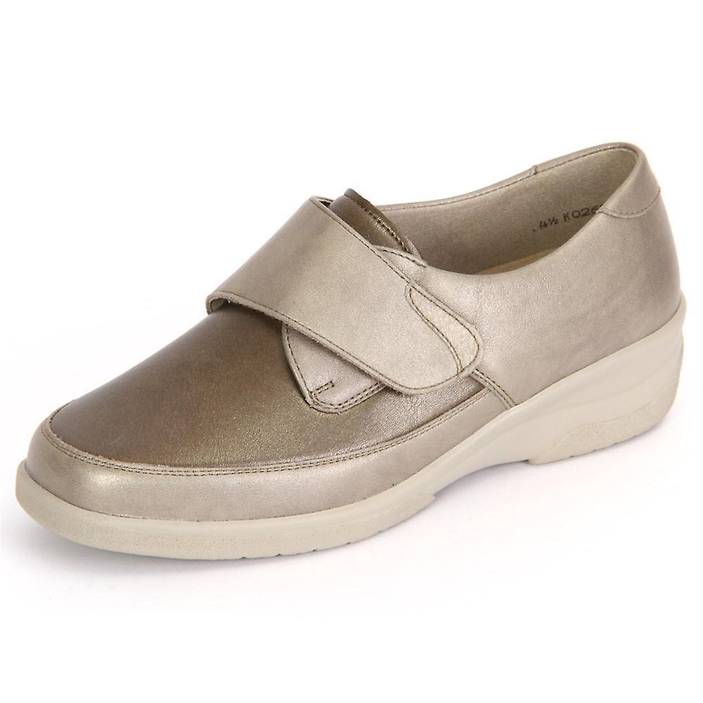 Solidus Hedda 530 26530 40059 Fango Perlato Nappaflex 2653040059 uniwersalne przez cały rok damskie buty 2SLQU
